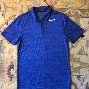 Dri-Fit Mens Adult Small Nike polo